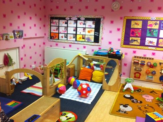 Child Care Babies Room Observations