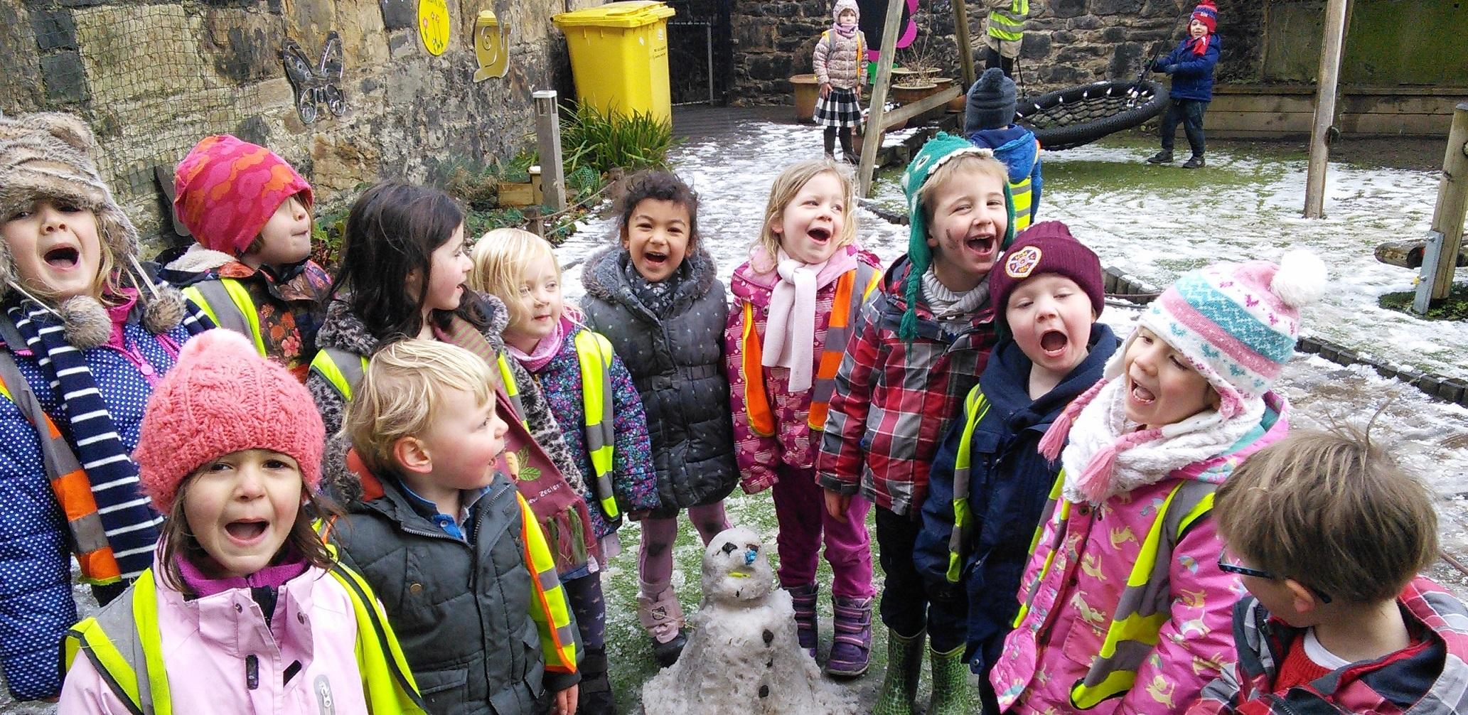Welcome to Doune Terrace Nursery
