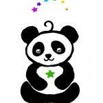sparkle panda