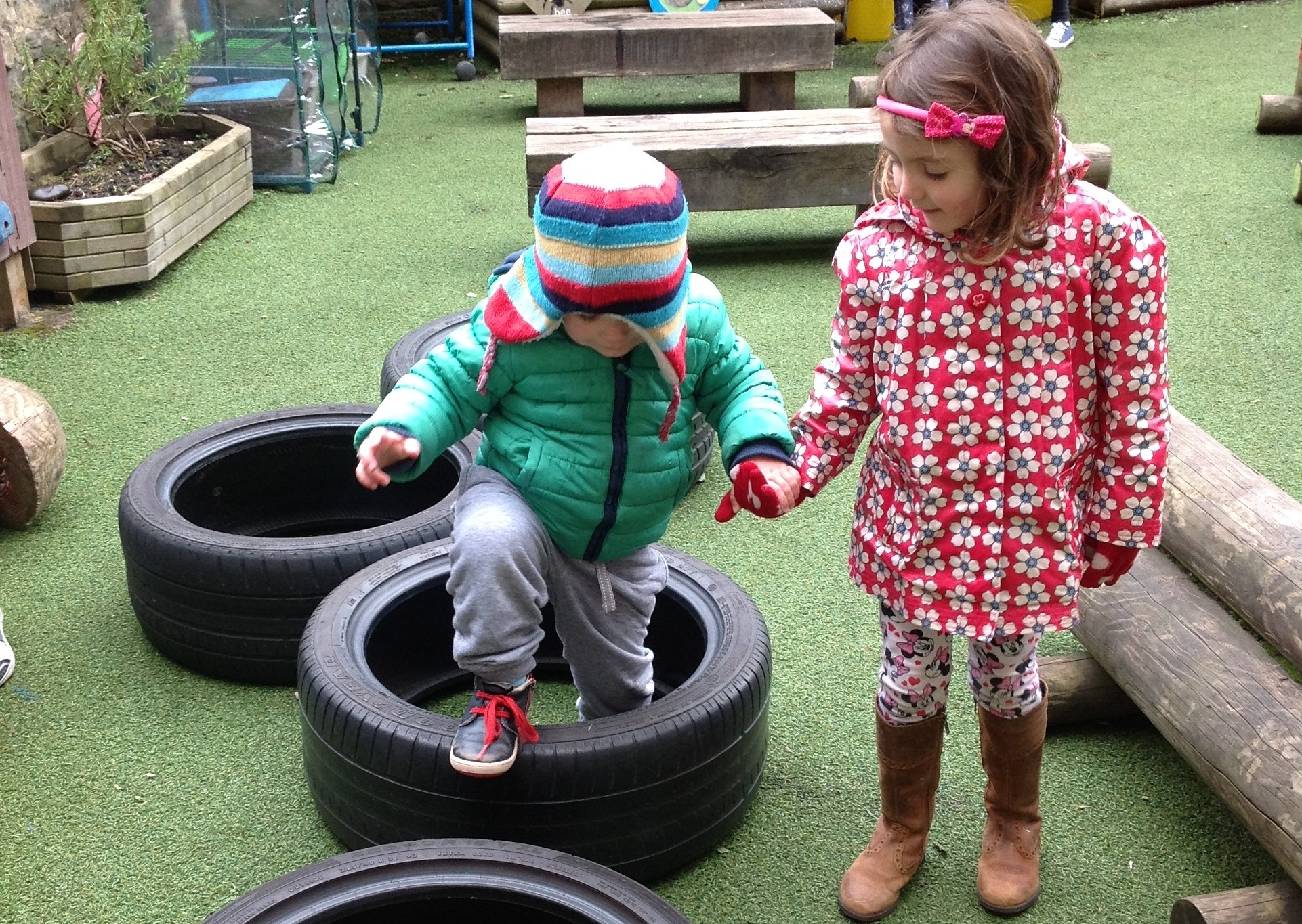 Nurseries in Edinburgh City Centre by Early Days Nursery Group