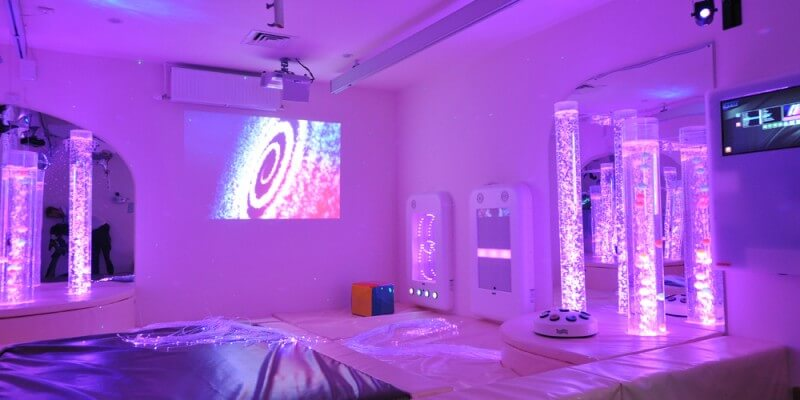 State Of The Art Sensory Room Coming Soon