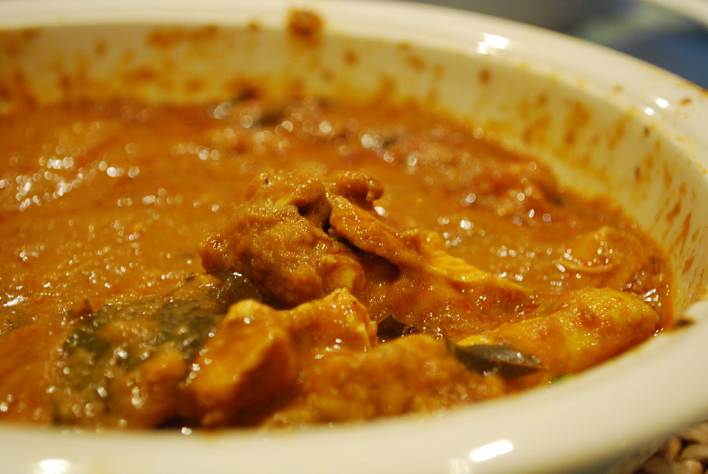 Recipe Of The Week – Sweet Potato & Chicken Curry