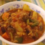 Recipe Of The Week - Vegetable Curry