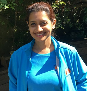 A Big Welcome To Indrani