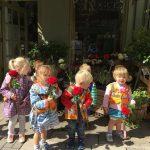 Budding Little Florists