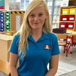 Emma Thomson - Nursery Practitioner
