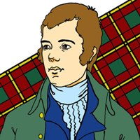 Burns Day at Melville Street