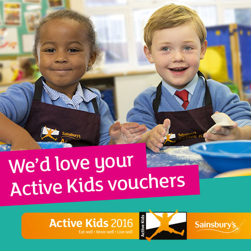 Sainsbury's Active Kids