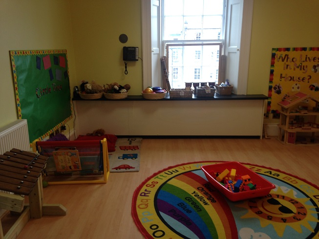Our Fantastic New Play Room