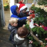 Christmas Has Arrived At Early Days Nurseries