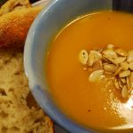 Recipe Of The Week Is Back - Butternut squash, chilli and coconut soup