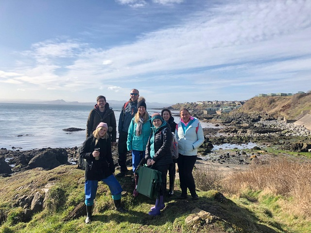 Coastal Classroom – What a Team!
