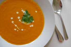 Recipe Of The Week – Spiced Root Vegetable Soup