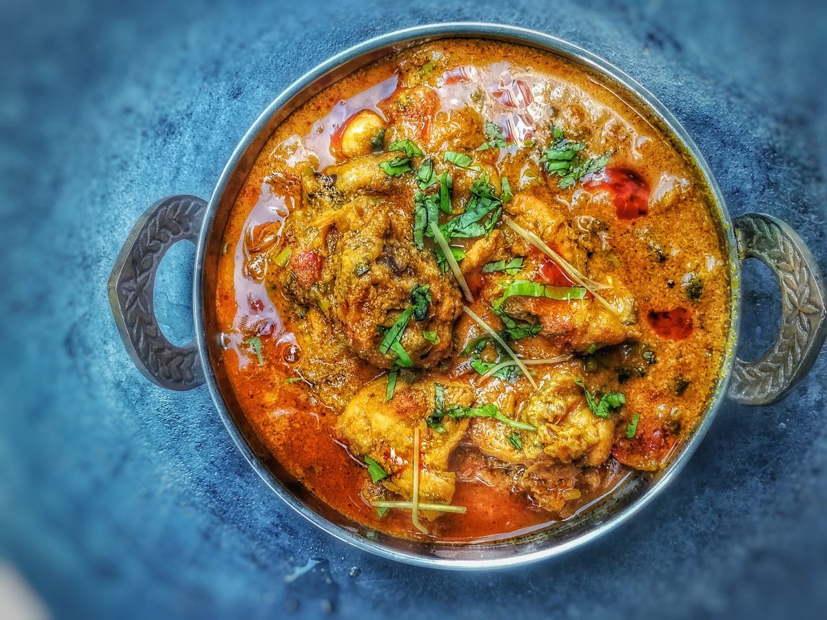 Recipe Of The Week – Chicken Curry