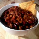 Lockdown Recipes - Beef Chilli