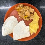 Weekly Recipe - Chicken Fajitas