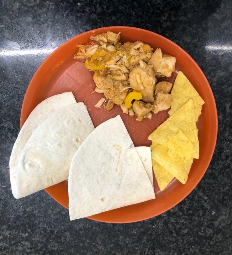 Weekly Recipe – Chicken Fajitas