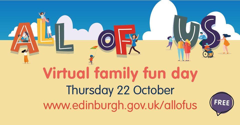 Virtual Family Fun Day