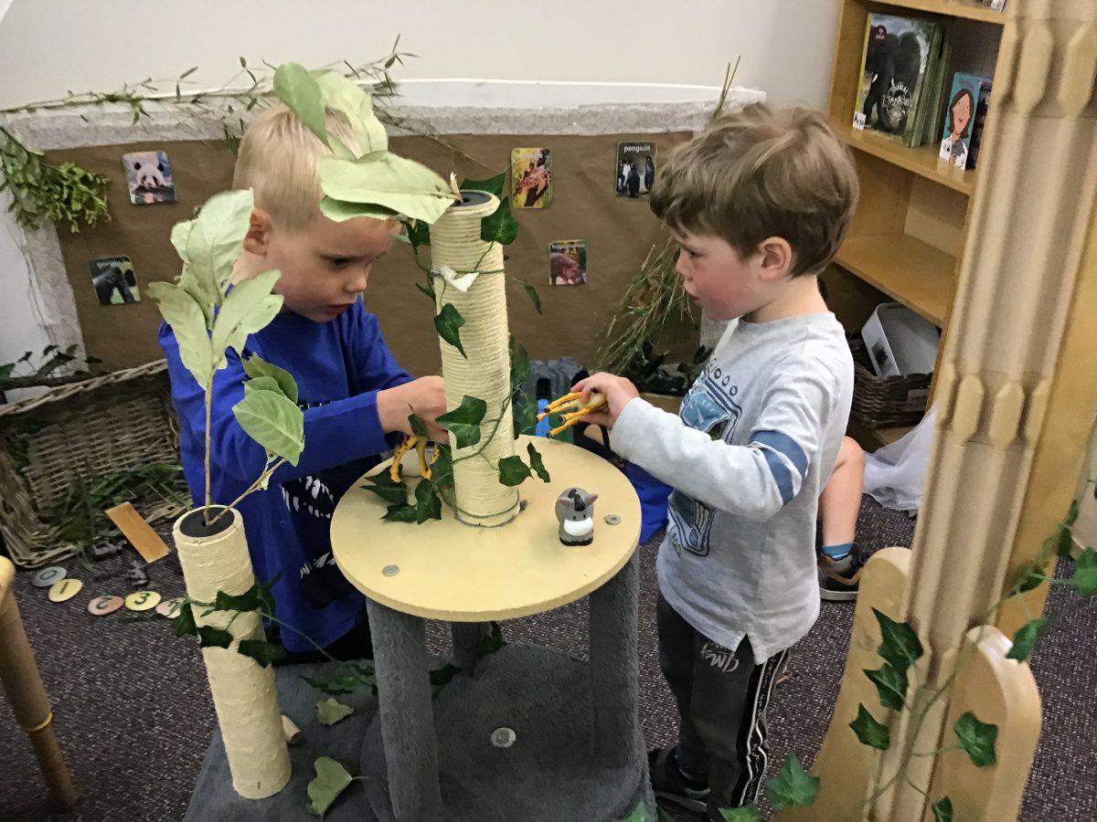 Preschool weekly update