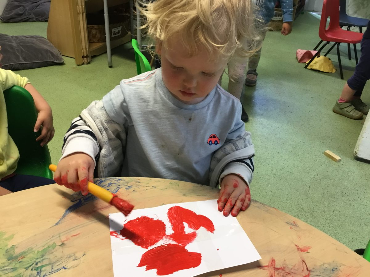 Toddlers at Doune Terrace